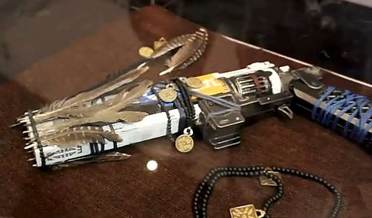 legendaere handfeuerwaffe