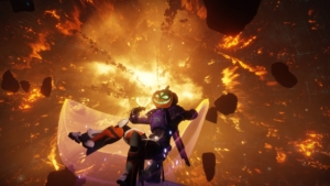 spooky on Leviathan